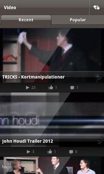 John Houdi - MagiComedy screenshot 2