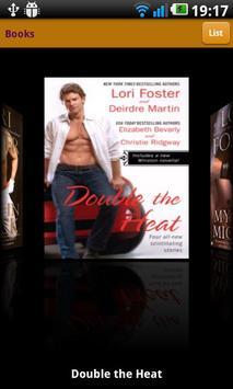 Lori Foster apk screenshot