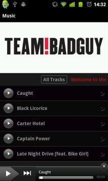 Team!Badguy poster