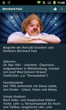 Circus Roncalli apk screenshot