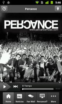 Percance poster