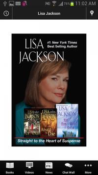 Lisa Jackson poster