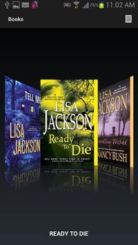 Lisa Jackson apk screenshot