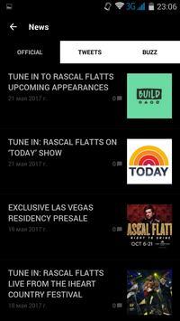 Rascal Flatts screenshot 1