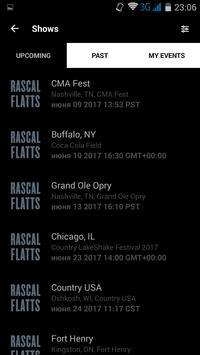 Rascal Flatts screenshot 2