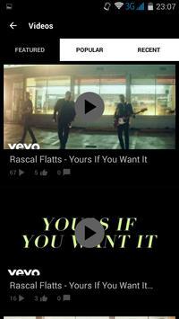 Rascal Flatts screenshot 3