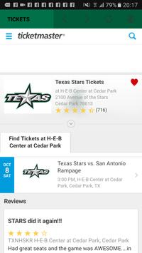 Texas Stars screenshot 2