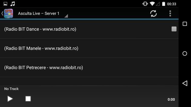 Radio Bit Romania تصوير الشاشة 7