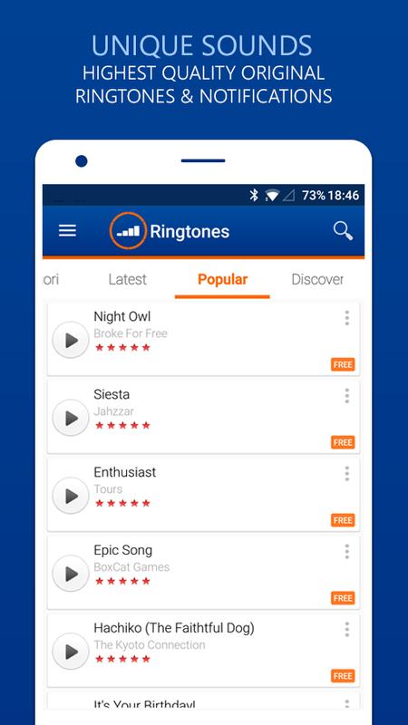 ... Ringtones, Wallpapers & Themes - Mobiles24 screenshot 11 ...