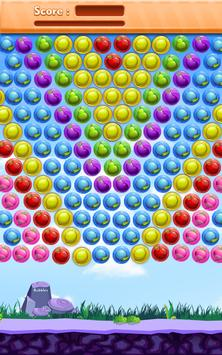 Fruits Bubble Shooter poster