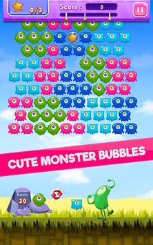 Monster Bubble Shooter apk screenshot