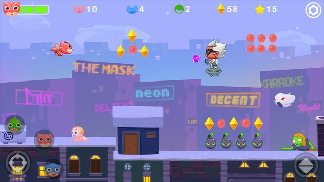Super Masks Run screenshot 3