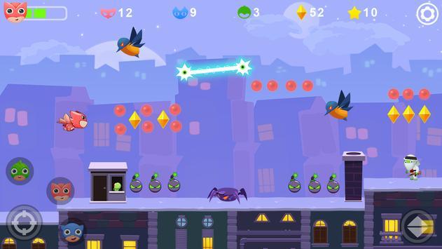 Super Masks Run screenshot 2