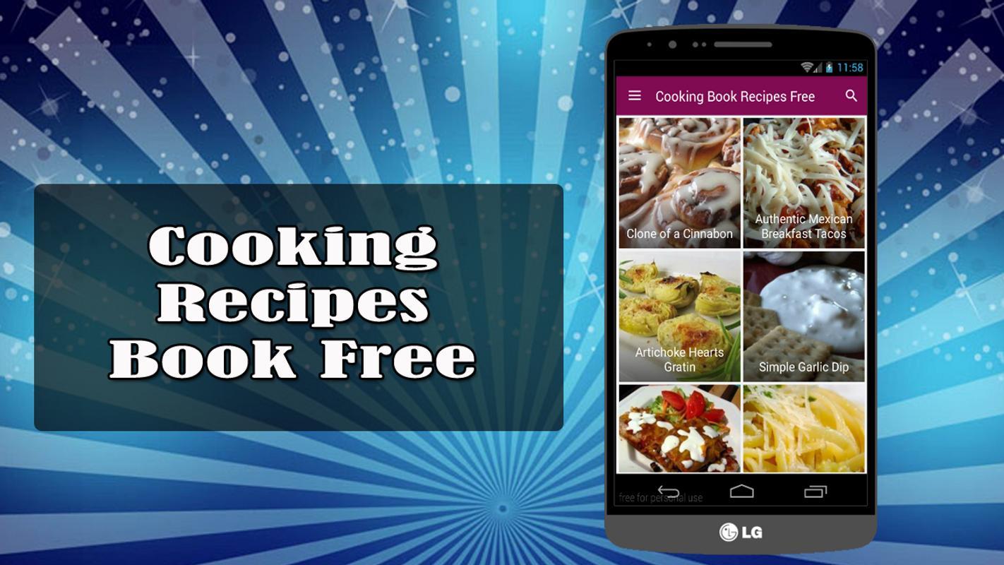 Cooking book recipes free descarga apk gratis educacin aplicacin cooking book recipes free poster forumfinder Choice Image