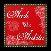 Aroh Weds Ankita icon