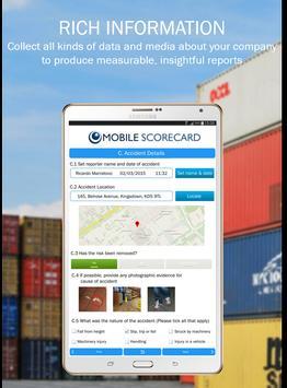Mobile Scorecard 2 apk screenshot