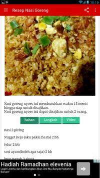 Resep Nasi Goreng Praktis screenshot 5