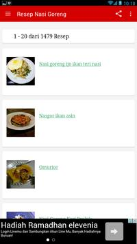 Resep Nasi Goreng Praktis screenshot 6