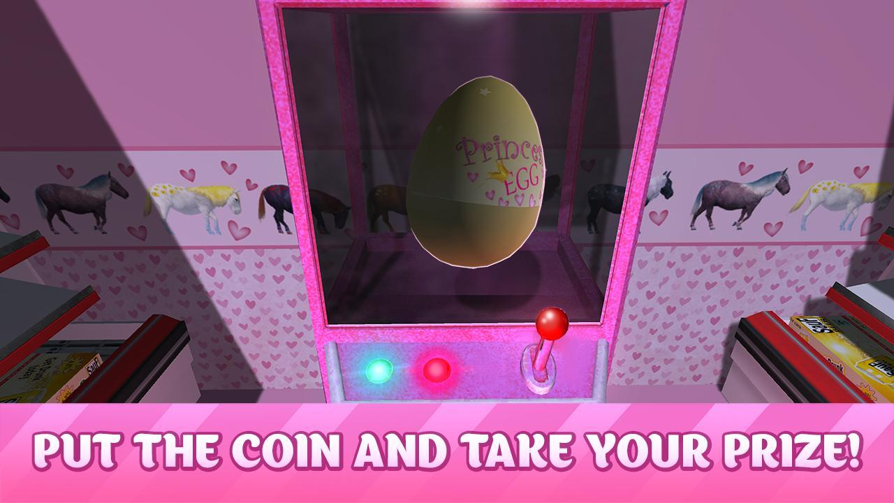 Hatch surprise egg pet collecting game screenshot 1