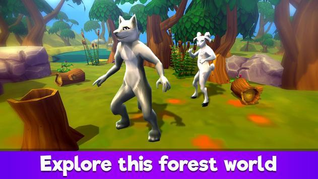 Wolf War - Gang Strategy Game screenshot 1