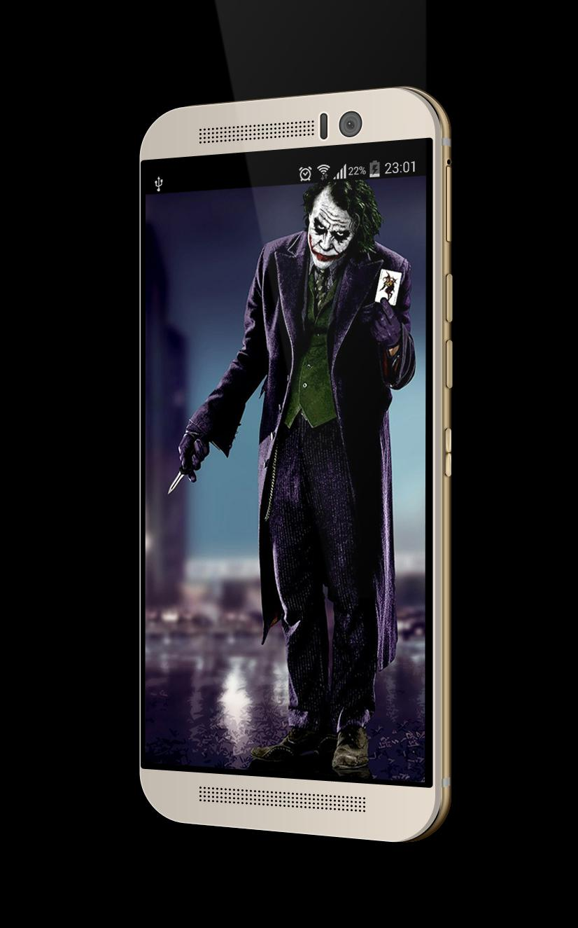 Joker Wallpaper Fur Android Apk Herunterladen