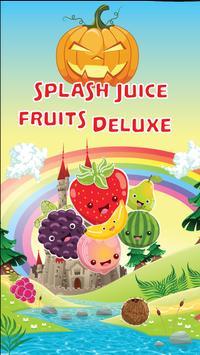 Splash Juice Fruits Deluxe poster