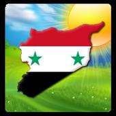 Syria Weather - Arabic icon