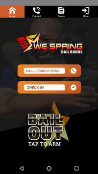 We Spring Bail Bonds poster