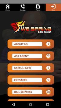 We Spring Bail Bonds screenshot 7