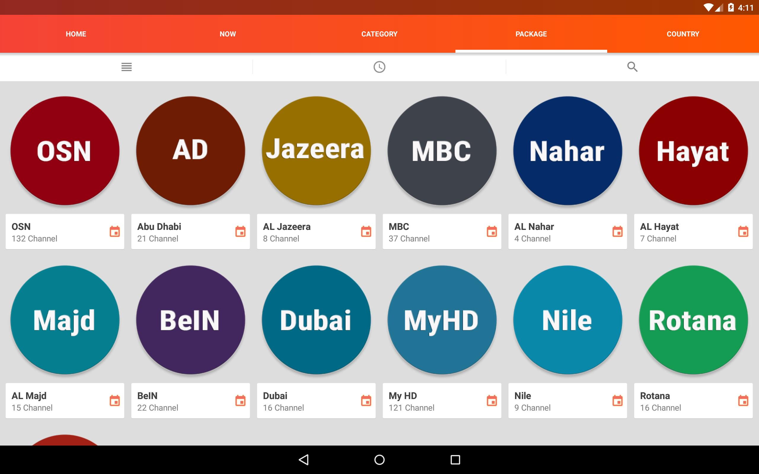 TV Guide Pro for Android - APK Download