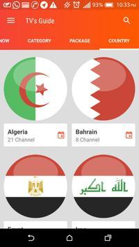 TVs Guide screenshot 1