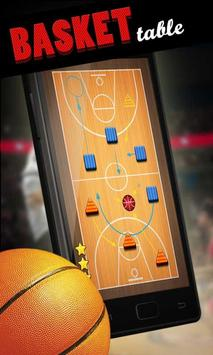 Basket Table poster