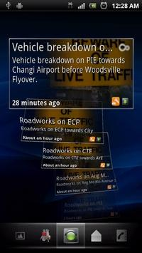Traffic Live Timescape™ apk screenshot