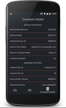 Mobile Engineer Device apk screenshot