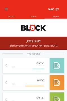 Black Proffesionals apk screenshot