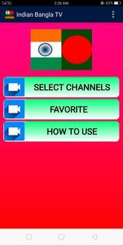 Indian Bangla TV poster
