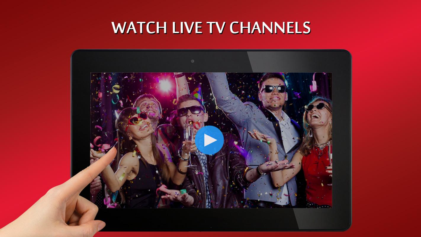 Free Live TV Apps for Android: Keep You Entertained for A Long Time
