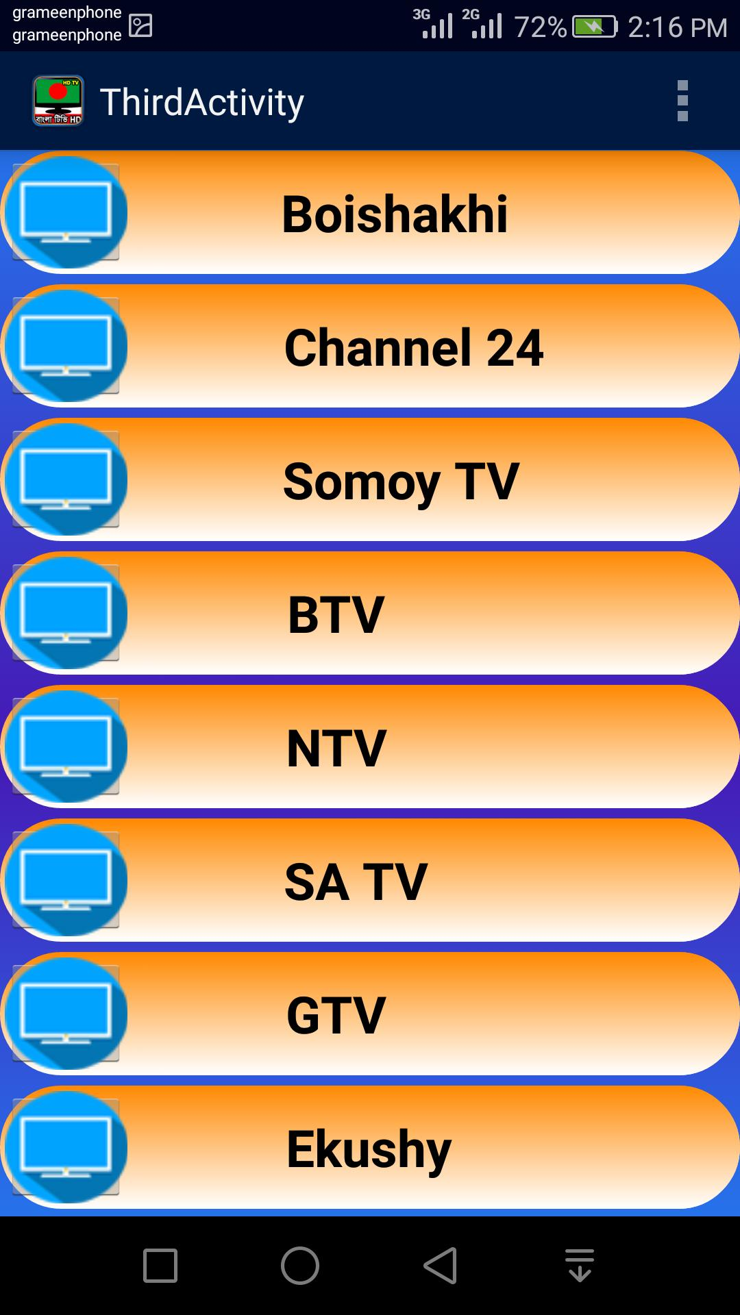 All In One Bangla TV Channels for Android - APK Download