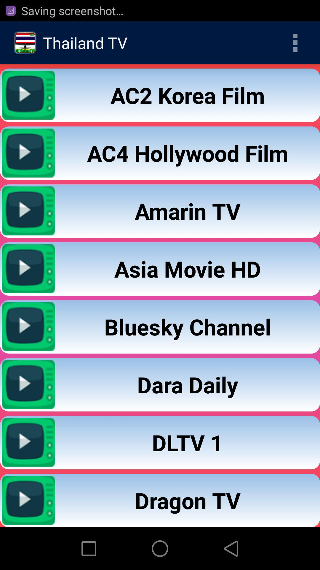 Thailand TV Channels HD for Android - APK Download