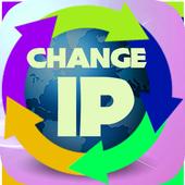 Change IP Address icon