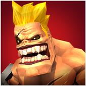 Incredible Monster Super Hero: Super Prison Action icon