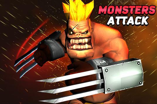 Incredible Monster Super Hero: Super Prison Action screenshot 19