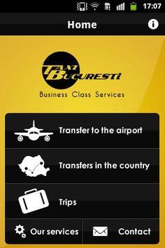 Taxi Bucharest poster