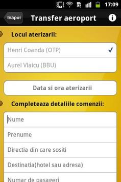 Taxi Bucharest screenshot 1