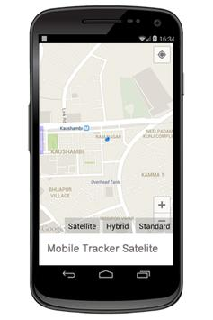 Mobile Tracker Satelite for Android - APK Download