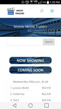Mobile Movie Trailers poster