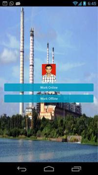 Mobile Intranet APP for RVUNL Employee apk screenshot