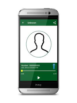 Mobile Call Recorder apk screenshot