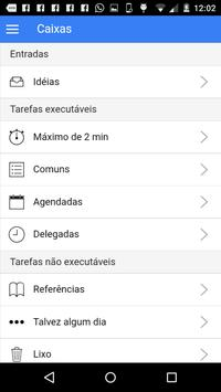 TodoMine screenshot 1