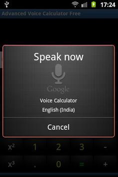 Advanced Voice Calculator Free screenshot 6